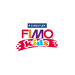 Modelliermasse FIMO Kids ofenhärtend Funny papiers 2x42g sortiert Blister Staedtler 8035 17 Produktbild Additional View 2 S