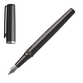 Füller Gear Metal dark chrome HSN9672D HUGO BOSS Produktbild