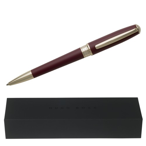 Kugelschreiber Essential Lady burgundy HSC7074R HUGO BOSS Produktbild Additional View 1 L