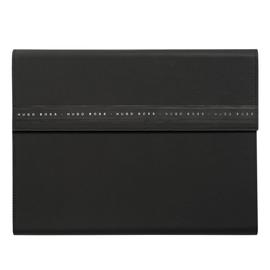 Schreibmappe A4 Ribbon black HDF906A HUGO BOSS Produktbild