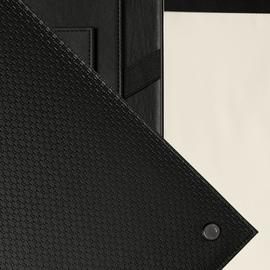 Schreibmappe A5 Epitome black HUGO BOSS HDM901A Produktbild