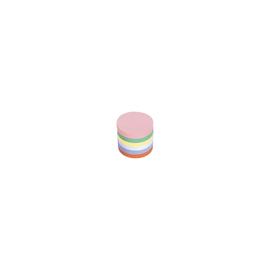 Moderationskarten Kreis ø 100mm farbig sortiert Magnetoplan 111151610 (PACK=500 STÜCK) Produktbild