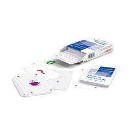 Planning Poker Cards farbig sortiert 13 Powerkarten für je 4 Anwender Legamaster 7-123200 Produktbild