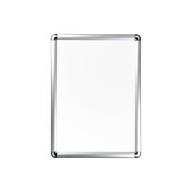 Bilderwechselrahmen A2 47,4x64,8x1,2cm silber Aluminium Magnetoplan 12170 Produktbild