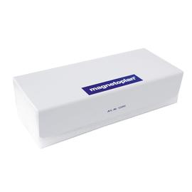 Tafelwischer 165x72mm weiß magnetisch Magnetoplan 12295 Produktbild