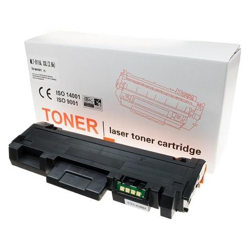 Toner XXL 5400Seiten schwarz passend zu Samsung MLT-D116L Produktbild Front View L