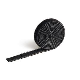 Kabelbinder Cavoline Grip 10 100x1cm Klett schwarz Durable 503101 Produktbild