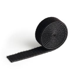 Kabelbinder Cavoline Grip 20 100x2cm Klett schwarz Durable 503201 Produktbild
