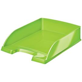Briefkorb WOW für A4 242x63x340mm grün metallic Kunststoff Leitz 5226-30-54 Produktbild