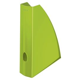 Stehsammler WOW 75x312x258mm grün metallic Kunststoff Leitz 5277-10-54 Produktbild