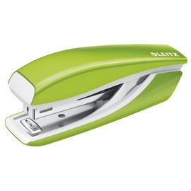 Heftgerät Mini NeXXt 5528 WOW bis 10Blatt für No.10 grün metallic Leitz 5528-10-54 Produktbild