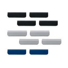 Magnetclip Durafix 60x17mm farbig sortiert selbstklebend Durable 4709-00 (PACK=10 STÜCK) Produktbild