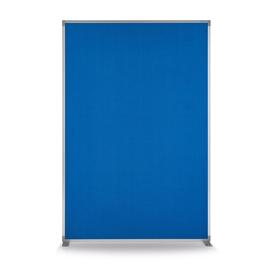 Raumteiler 120x180cm Textil inklusive Standfüße Magnetoplan 1103803 Produktbild