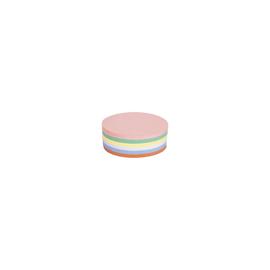 Moderationskarten Oval 190x110mm farbig sortiert Magnetoplan 111151910 (PACK=500 STÜCK) Produktbild