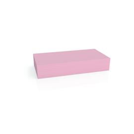 Moderationskarten Rechteckig 200x100mm rosa Magnetoplan 112501518 (PACK=250 STÜCK) Produktbild