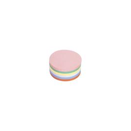 Moderationskarten Kreis groß ø 190mm farbig sortiert Magnetoplan 111151810 (PACK=500 STÜCK) Produktbild