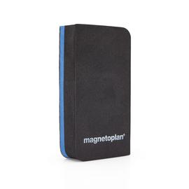 Tafelwischer Pro Plus magnetisch für Glas- und Whiteboards blau Magnetoplan 12289 Produktbild