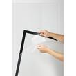 Informationsrahmen DURAFRAME SUN A1 schwarz selbstklebend Durable 5006-01 Produktbild Additional View 2 S