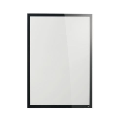 Informationsrahmen DURAFRAME SUN A1 schwarz selbstklebend Durable 5006-01 Produktbild