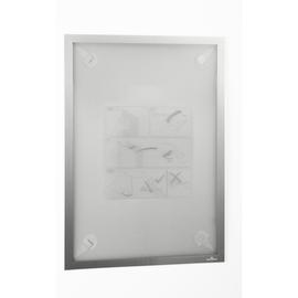 Informationsrahmen DURAFRAME Wallpaper A3 silber ablösbar Durable 4844-23 Produktbild