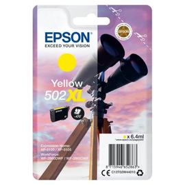 Tintenpatrone 502XL für Epson Expression Home XP-5100 6,4ml yellow Epson T02W44020 Produktbild