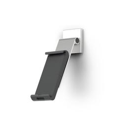 "Tablet Wandhalter für Tablet 7"" bis 13"" Aluminium Stahlblech Durable 8935-23 Produktbild"