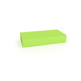 Moderationskarten Rechteckig 200x100mm gelb Magnetoplan 111151502 (PACK=500 STÜCK) Produktbild