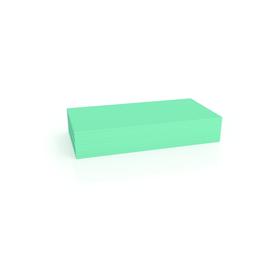 Moderationskarten Rechteckig 200x100mm blau Magnetoplan 111151503 (PACK=500 STÜCK) Produktbild
