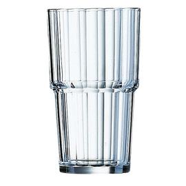 Trinkglas Norvege 320ml glasklar Arcoroc 410-357 (PACK=6 STÜCK) Produktbild