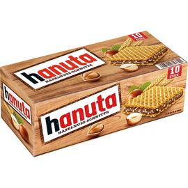 Haselnuss-Schnitte Hanuta Ferrero 360589 (PACK=10x22GRAMM) Produktbild