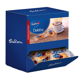 Bahlsen Kekse Deloba im Thekendispenser 41340 (PACK=150x 6,9 GRAMM) Produktbild