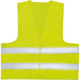 Warnweste DIN EN ISO 20471:213 gelb 91911 Produktbild