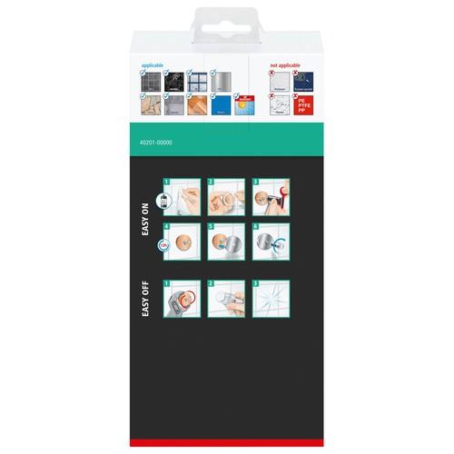Ablagekorb ALUXX verchromt 25x9,2x12,5cm Tesa 40201-00000 Produktbild Additional View 3 L