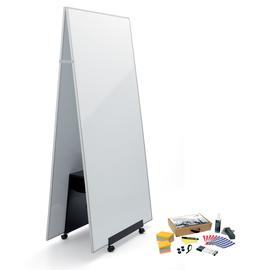 Meet up Bundle 2x Whiteboard MU020 mobil 90x180cm + 1x Stand Meet up MU050 + 1x Toolkit MU251 gratis Sigel MUB03 Produktbild
