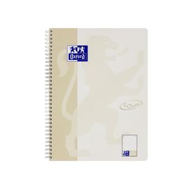 Collegeblock Oxford Touch A4+ dotted 80 Blatt 90g Optik Paper weiß lichtgrau 400132395 Produktbild