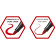 Fasermaler Pen 68 brush Metalletui 1,0mm Rundspitze sortiert Stabilo 568/15-32 (ETUI=15 STÜCK) Produktbild Additional View 2 S