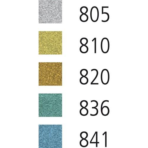 Fasermaler Pen 68 Metallic Kunststoff- Etui 1,4mm Rundspitze sortiert Stabilo 6808/8-11 (ETUI=8 STÜCK) Produktbild Additional View 7 L