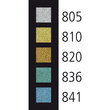 Fasermaler Pen 68 Metallic Kunststoff- Etui 1,4mm Rundspitze sortiert Stabilo 6808/8-11 (ETUI=8 STÜCK) Produktbild Additional View 8 S