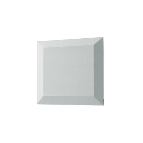 Akustik-Wandfliese Sound Balance Stoff hellgrau 40x40x4,2cm Sigel SB101 (PACK=2 STÜCK) Produktbild