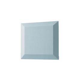 Akustik-Wandfliese Sound Balance Stoff hellblau 40x40x4,2cm Sigel SB102 (PACK=2 STÜCK) Produktbild