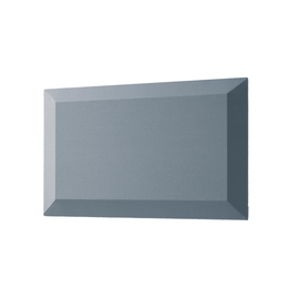Akustik-Wandfliese Sound Balance Stoff dunkelgrau 60x40x4,2cm Sigel SB110 (PACK=2 STÜCK) Produktbild