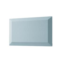 Akustik-Wandfliese Sound Balance Stoff hellblau 60x40x4,2cm Sigel SB112 (PACK=2 STÜCK) Produktbild