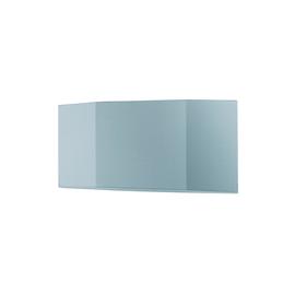 Akustik-Wandboard Sound Balance Stoff hellblau 80x40x6,5cm Sigel SB202 Produktbild