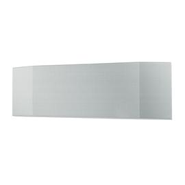 Akustik-Wandboard Sound Balance Stoff hellgrau 120x40x6,5cm Sigel SB211 Produktbild