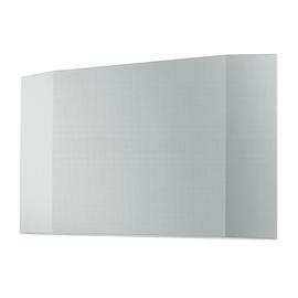 Akustik-Wandboard Sound Balance Stoff hellgrau 120x81x6,5cm Sigel SB221 Produktbild