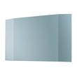 Akustik-Wandboard Sound Balance Stoff hellblau 120x81x6,5cm Sigel SB222 Produktbild