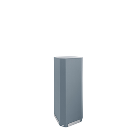 Akustik-Säule Sound Balance Stoff dunkelgrau 45x110x45cm Sigel SB600 Produktbild