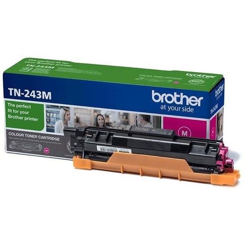 Toner für Brother DCP-L3500/HL-L3200/ MFC-L3700 1.000Seiten magenta Brother TN-243M Produktbild Front View L