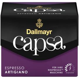 Dallmayr Kaffeekapsel capsa Artigiano (PACK=10 STÜCK) Produktbild