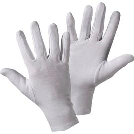Trikot-Handschuh 100% Baumwolle Größe 9 L weiß WORKY 1001 (PAAR=2 STÜCK) Produktbild